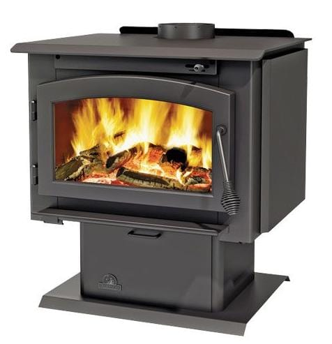 Timberwolf 2100 Wood Burning Stove - Chadwicks & Hacks, Hamilton Ontario