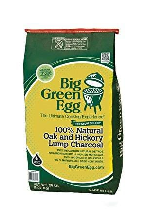 Big Green Egg Charcoal (20Lb) - Chadwicks & Hacks, Hamilton Ontario