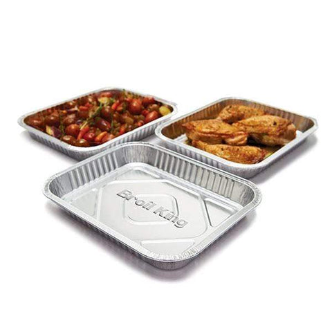 Broil King Large Drip Pan (3-Piece)