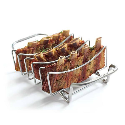 Broil King 62602 Stainless Steel Rib Rack - Chadwicks & Hacks, Hamilton Ontario