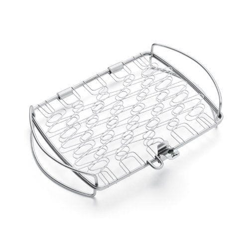 Weber Stainless Steel Grilling Basket - Chadwicks & Hacks, Hamilton Ontario