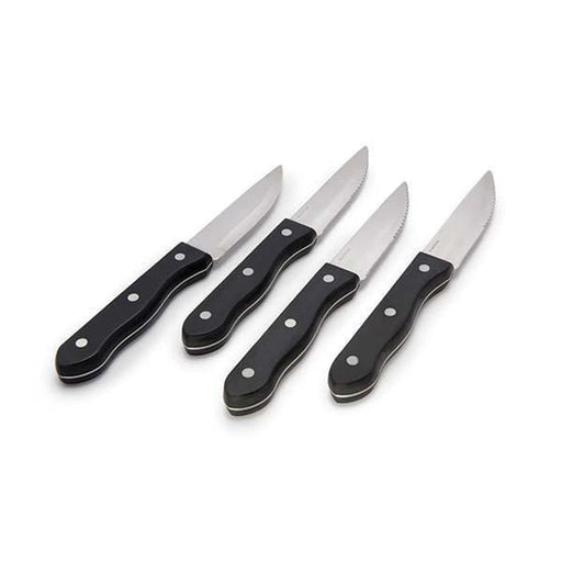 STEAK KNIVES - 4 PC - SS - Chadwicks & Hacks, Hamilton Ontario