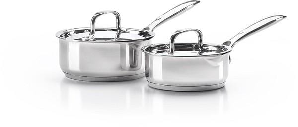 Napoleon Stainless Steel Saucepan Set (2pc) - 70046