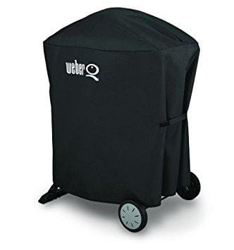 Weber Premium Grill Cover (Q 100/1000 and Q 200/2000 grills with cart)