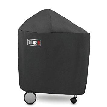 "Premium Grill Cover (Performer 22"" Charcoal Grills with Folding Table)"