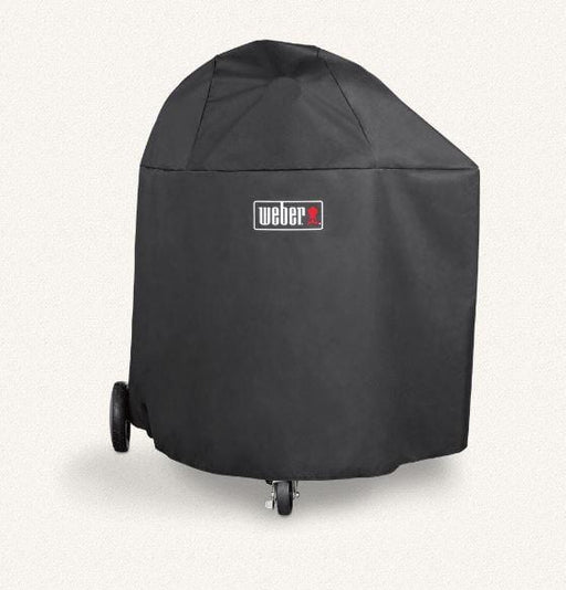 Weber 7173 Premium Grill Cover (Summit Charcoal) - Chadwicks & Hacks, Hamilton Ontario