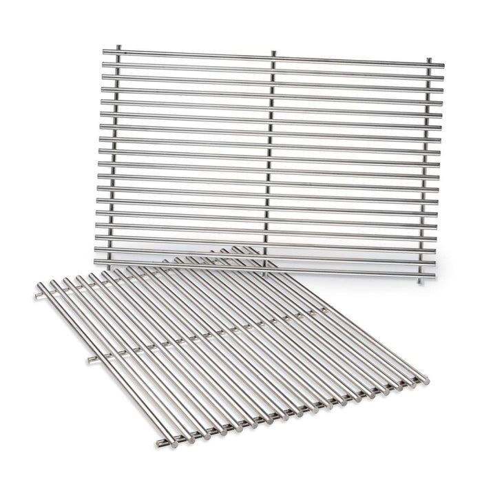"Weber Stainless Steel Grates (19.5"" X 25.5"") 7mm"