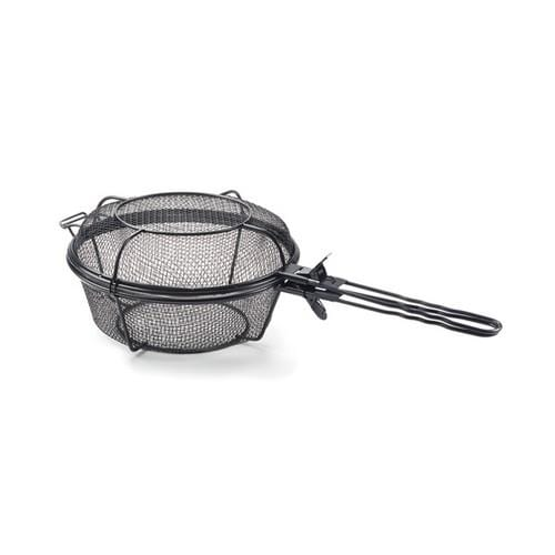 Outset Chef''s Jumbo Outdoor Grill Basket & Skillet w/ Removable Handles - Chadwicks & Hacks, Hamilton Ontario