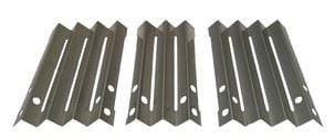 Stainless Steel Sear Plates (3-Piece)