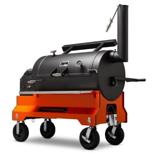 Yoder YS1500s Competition Pellet Grill - Chadwicks & Hacks, Hamilton Ontario