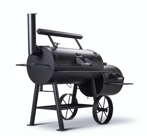 Yoder Loaded Wichita Offset Smoker - Chadwicks & Hacks, Hamilton Ontario