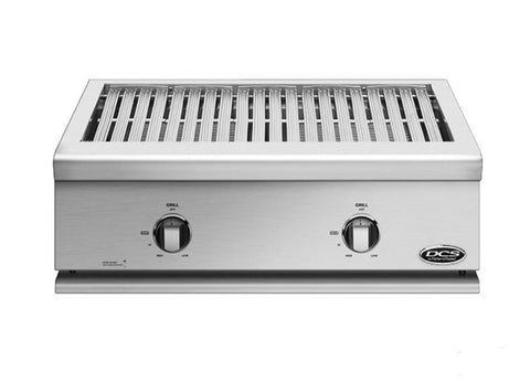 "30"" DCS Built-In Gas Grill"