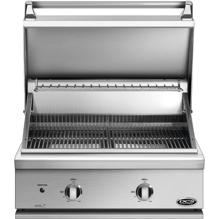"DCS 30"" Gas Grill For Built-in or Cart Applications - Chadwicks & Hacks, Hamilton Ontario"