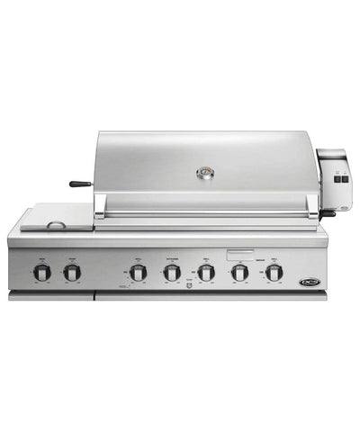 "DCS 48"" Traditional Grill w/ Rotisserie & Side Burners"