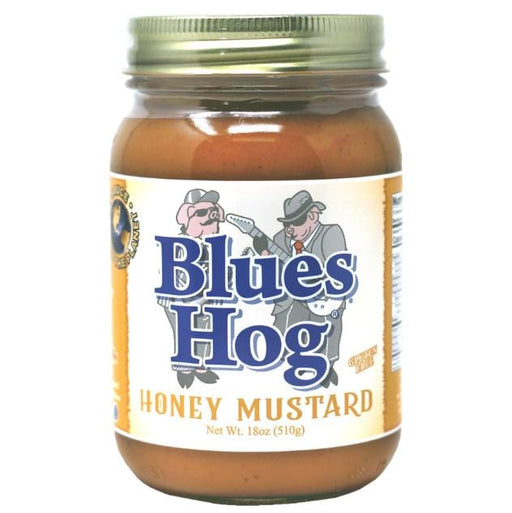 Blues Hog Honey Mustard Sauce (18 oz.) - Chadwicks & Hacks, Hamilton Ontario