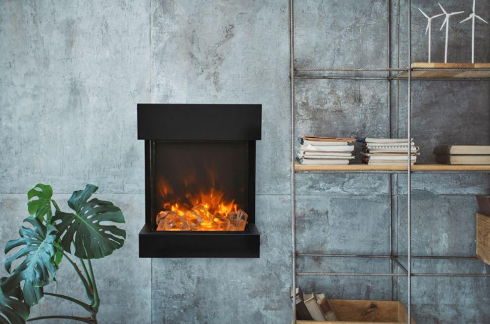 Pleasing Amantii Cube 3 Sided Electric Fireplace Download Free Architecture Designs Rallybritishbridgeorg