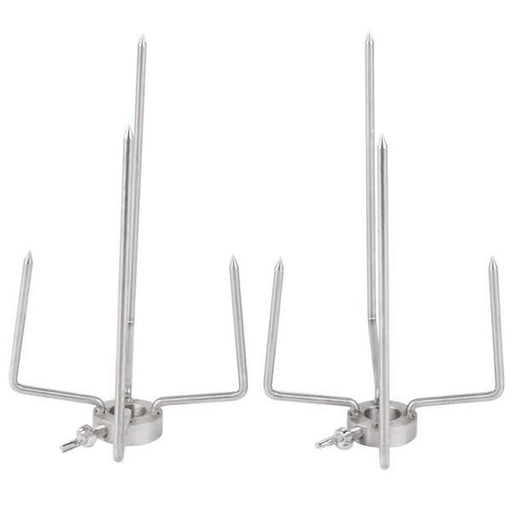 Crown Verity Rotisserie Forks (Set of 2) - Chadwicks & Hacks, Hamilton Ontario