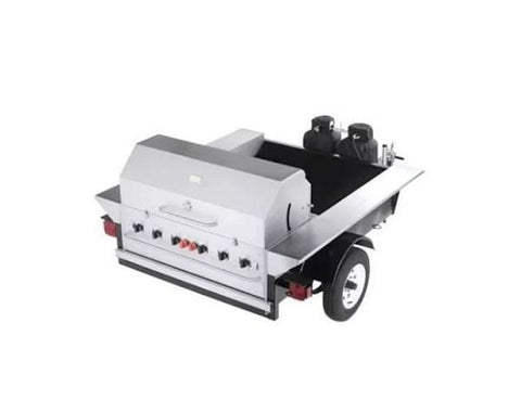 Crown Verity Tailgate Grill