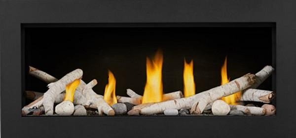 Napoleon Vector Single-Sided Direct-Vent Gas Fireplace - Chadwicks & Hacks, Hamilton Ontario