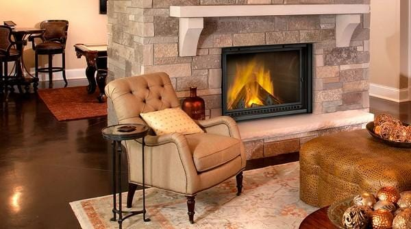 Napoleon High Country 5000 Zero-Clearance Wood Burning Fireplace - Chadwicks & Hacks, Hamilton Ontario