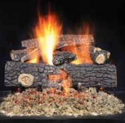 Majestic Fireside Series Realwood Outdoor Gas Log Set - Chadwicks & Hacks, Hamilton Ontario