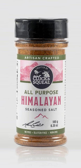 Cluck & Squeal Seasoning - All Purpose Himalayan