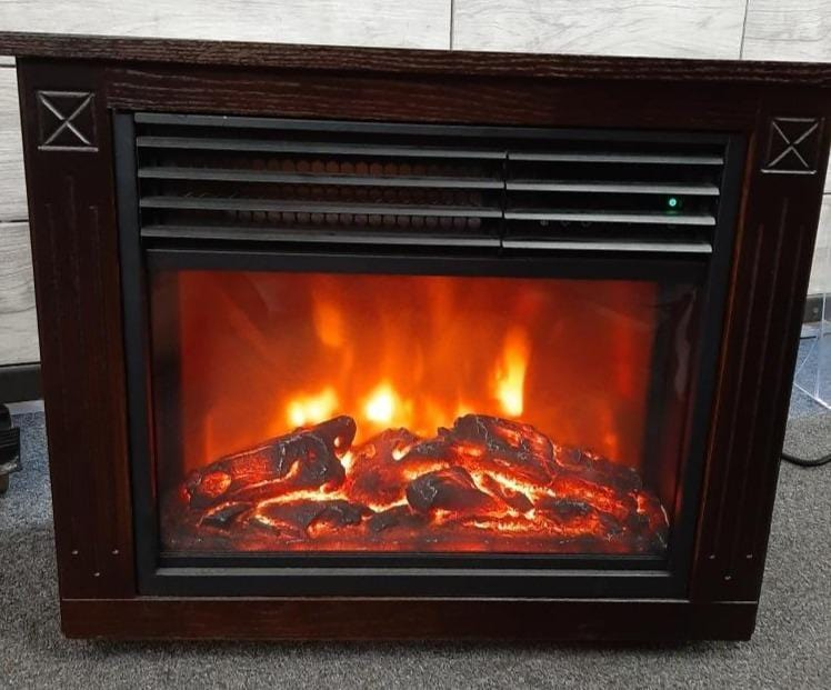 Duraflame Quartz Infrared Electric Mantel