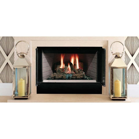 Majestic Sovereign Heat Circulating Wood-Burning Fireplace