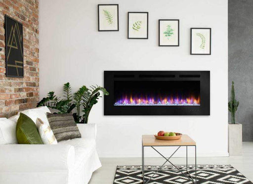 Simplifire Allusion Linear Electric Fireplace - Chadwicks & Hacks, Hamilton Ontario