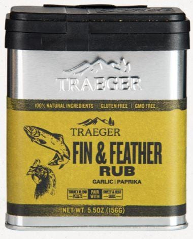 Traeger SPC196 Fin & Feather Rub - 5.5 oz - Chadwicks & Hacks, Hamilton Ontario