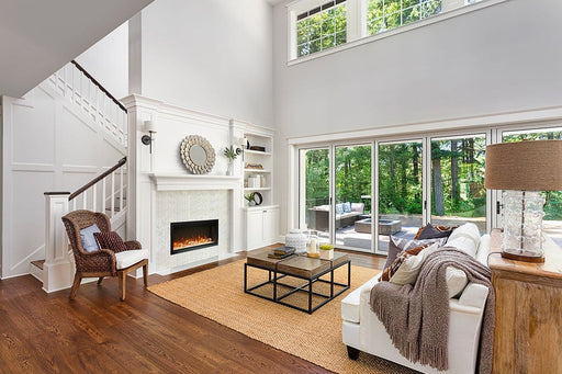 Amantii Symmetry XT Electric Fireplace - Chadwicks & Hacks, Hamilton Ontario
