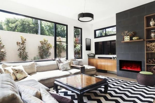 Amantii Symmetry Electric Fireplace - Chadwicks & Hacks, Hamilton Ontario