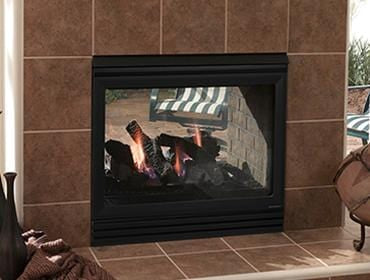 Heatilator Twilight II Indoor/Outdoor Gas Fireplace - Chadwicks & Hacks, Hamilton Ontario