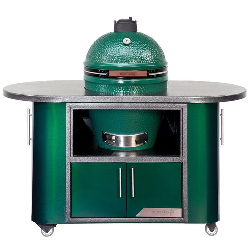 Big Green Egg Aluminum Cooking Island - Chadwicks & Hacks, Hamilton Ontario