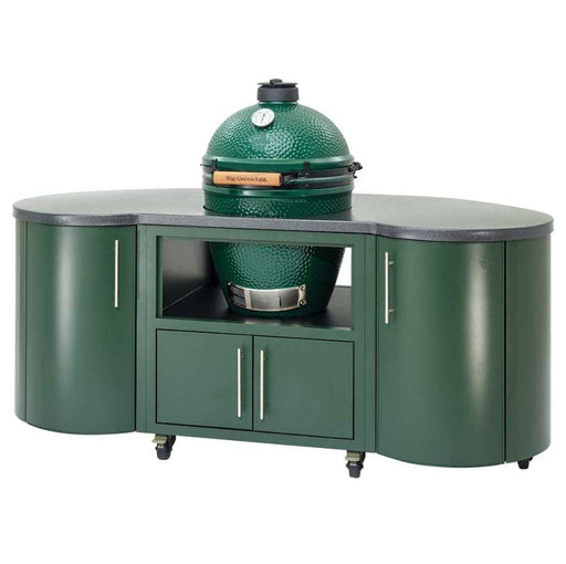 "Big Green Egg 76"" Custom Cooking Island - Chadwicks & Hacks, Hamilton Ontario"