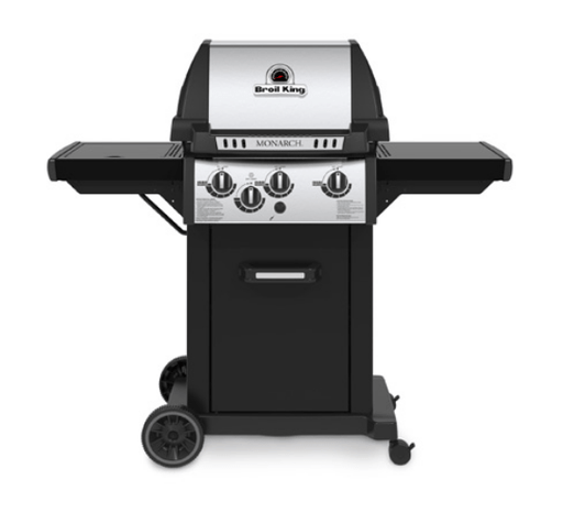 Broil King Monarch 340 Gas Grill - Chadwicks & Hacks, Hamilton Ontario