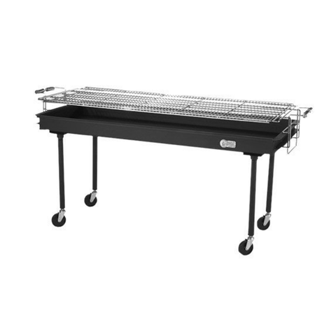"Crown Verity 60"" Charcoal Grill"