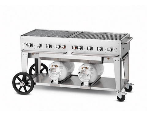 "Crown Verity 60"" Club Grill"