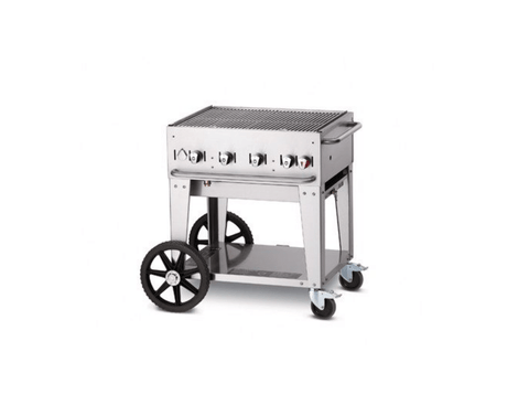 "Crown Verity 30"" Mobile Grill"