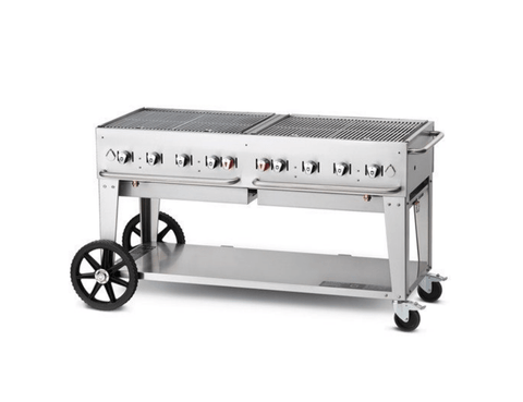 "Crown Verity 72"" Mobile Grill - Chadwicks & Hacks, Hamilton Ontario"