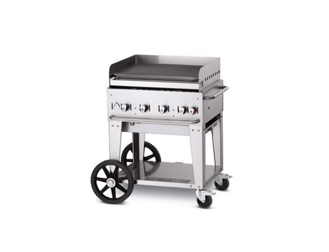 "Crown Verity 30"" Mobile Griddle"