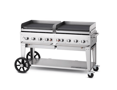 "Crown Verity 60"" Mobile Griddle"
