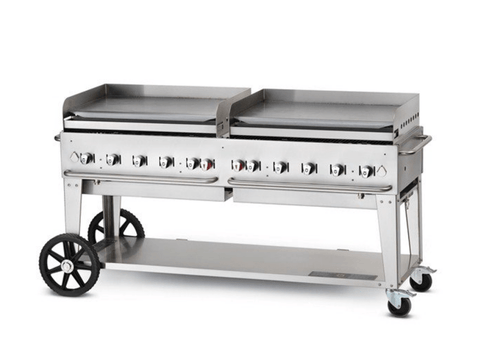 "Crown Verity 72"" Mobile Griddle"