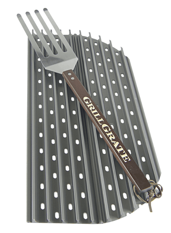 "GrillGrate Panels (24"" Diameter Grill 1/2 Set)"
