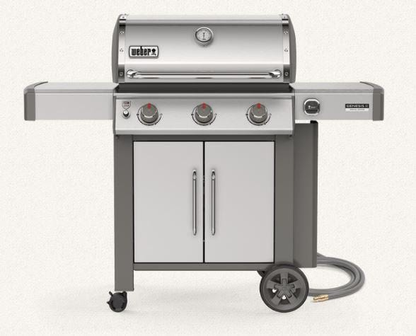 Weber Gensis II CSS-315 Gas Grill (Stainless Steel) - Chadwicks & Hacks, Hamilton Ontario