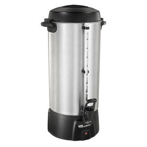 Aluminum Coffee Urn 100 Cup, , Hamilton Beach Brands - Home Of Coffee