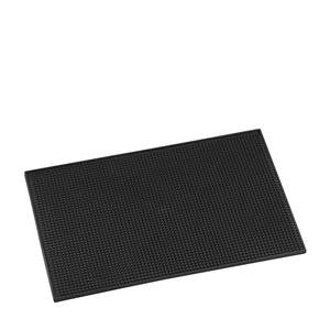 Bar Mat Service Black - Home Of Coffee