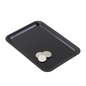 "Change Tray Black 4"" x 6"" - Home Of Coffee"