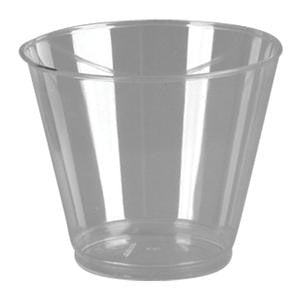 Comet™ Squat Tumbler Clear 5 oz Bulk - Home Of Coffee