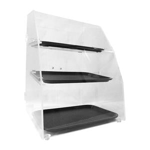 Classic Display Case 3 Tray Medium - Home Of Coffee